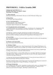 Här kan du läsa protokollet från årsmötet. - 2000-Talets Vetenskap