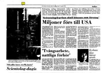 Miljoner förs till USA - Moreaboutscientologycult.eu