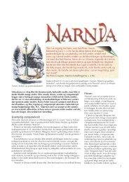Narnia - Friskolebladet
