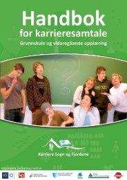 handbok for karrieresamtalen - Eid vidaregåande skule