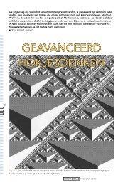 GEaVancEERD hOKJESDEnKEn - Pythagoras