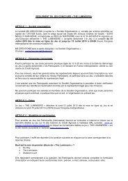 REGLEMENT DU JEU-CONCOURS « THE LUMINEERS» ARTICLE ...