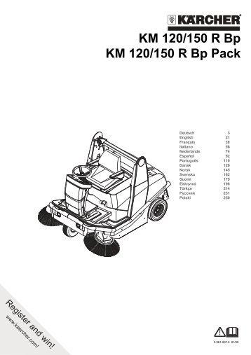 KM 120/150 R Bp KM 120/150 R Bp Pack