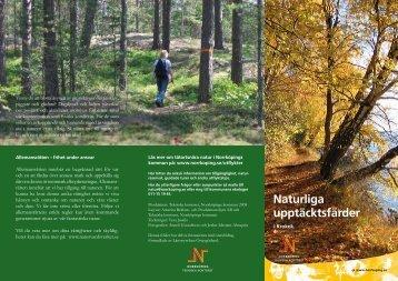 Naturliga upptäcksfärder i Krokek - Norrköpings kommun