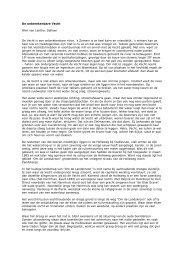 De onberekenbare Vecht- Wim van Lenthe.pdf - Mijn Stad Mijn Dorp
