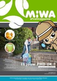 Magazine 03 – september 2010 - MIWA