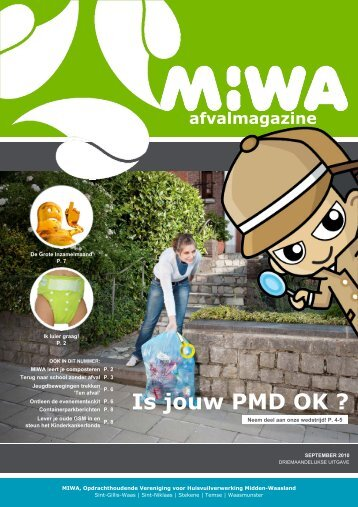 Magazine 03 – september 2010 - MIWA