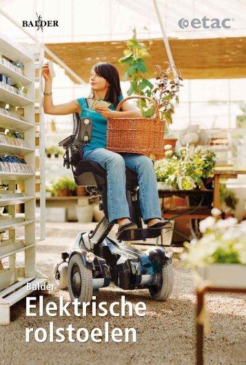 Elektrische rolstoelen - Mobility By Olivier