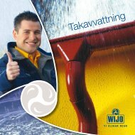 Produktkatalog takavvattning - Wijo