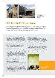 Råt hus til kreative sjæle - Frederiksen Architects