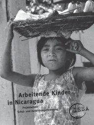Bildung in Nicaragua - Internationale Entwicklung und Soziale Arbeit