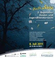 Programm - Stadt Bayreuth