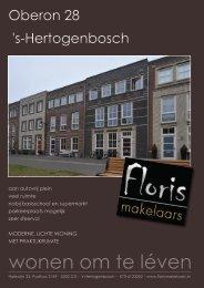 Brochure - Floris makelaars