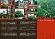 Folder Interbellumwandeling - Toerisme Dilbeek