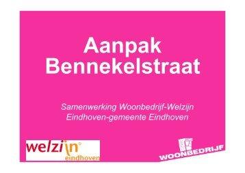 Samenwerking Woonbedrijf-Welzijn Eindhoven ... - Cultuurfabriek