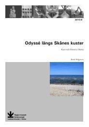 Odyssé längs Skånes kuster - Regionmuseet Kristianstad