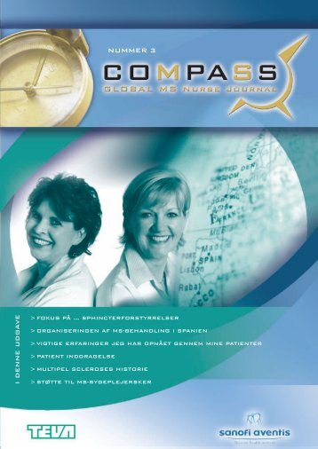Download PDF here 'and print' - Compass - Global MS Nurse Journal