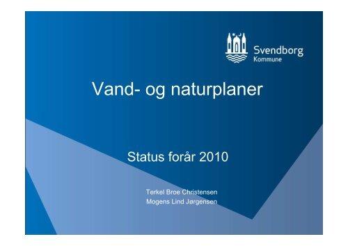 Vand - Svendborg kommune