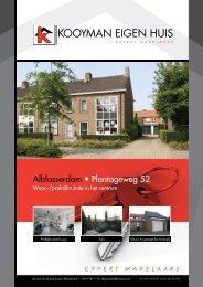 Brochure - Kooyman Eigen Huis