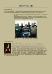 Historiek 2010 - Numismatica Herentals