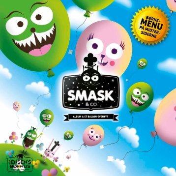 7 et ballon-eventyr - smask & co