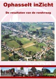 Kort rapport Ophasselt.pdf - DORP inZICHT