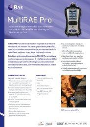 MultiRAE Pro Datasheet.pdf - RAE BeNeLux Belgie, uw gasdetectie