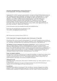 EU-rollspel i Göteborgsregionen - GR Utbildning