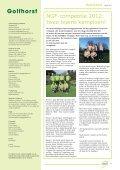 r later? - Golfvereniging Golfhorst - Page 5