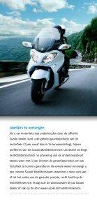 Suzuki mobiliteitSService - Page 5