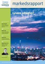 Markedsrapport 2, 2011. - SKAGEN Fondene