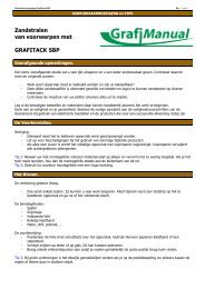 GM GRAFITACK SBP NED - Grafityp Selfadhesive Products
