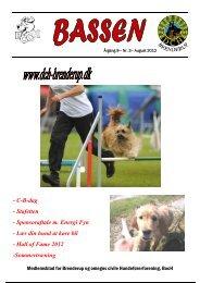 Bassen Årgang 9, nr.3, 2012 som PDF - Brenderup og Omegns ...