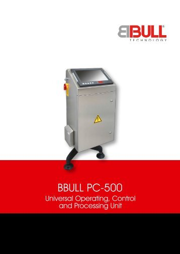 BBULL PC-500 - BBULL TECHNOLOGY