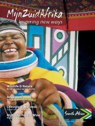 Wildlife & Nature Adventure Lifestyle & Wellness ... - Mijn Zuid-Afrika