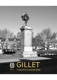 Läs nr 16 som pdf-fil (640 kB) - Carlstads-Gillet