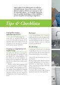 Råd & regler för dig som skall flytta ut - Page 2