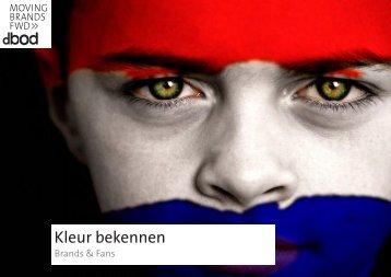 Download de presentatie 'Kleur Bekennen' - dBOD