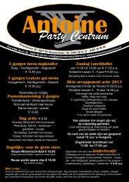 3 gangen menu dagknaller 3 gangen Leukste gat menu ...