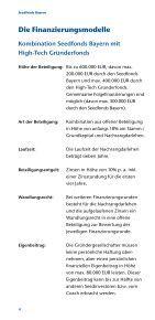 Seedfonds Bayern - Bayern Kapital - Seite 4