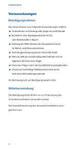 Seedfonds Bayern - Bayern Kapital - Seite 6