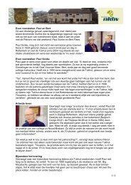 even voorstellen - Paul & Bert - 2004-01-17 - Tukhut