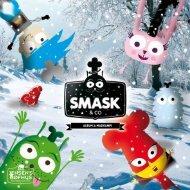 ALBUM 3: MADKAMP! - smask & co