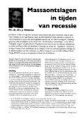 Massaontslagen in tijden van recessie - Akd - Page 2