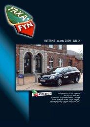 Marts 2009 - Taxa Fyn