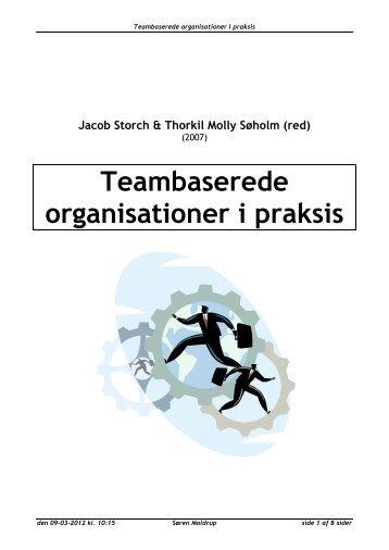 Teambaserede organisationer