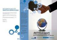 AKTIVeksport - Erhvervsstyrelsen