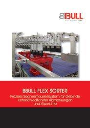 BBULL FLEX SORTER - BBULL TECHNOLOGY