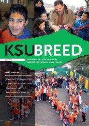 KSU-breed, juni 2013 - Katholieke Scholenstichting Utrecht