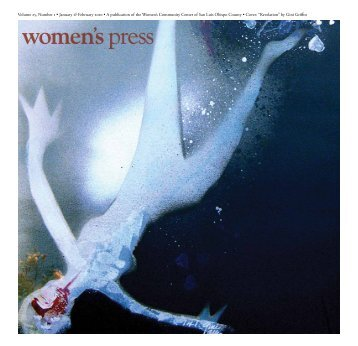 Volume 25, Number 1 • January & February 2010 ... - Women's Press